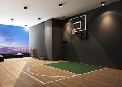 Residensi Bintang Bukit Jalil Adult Basketball Court